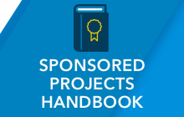 Sponsored Projects Handbook