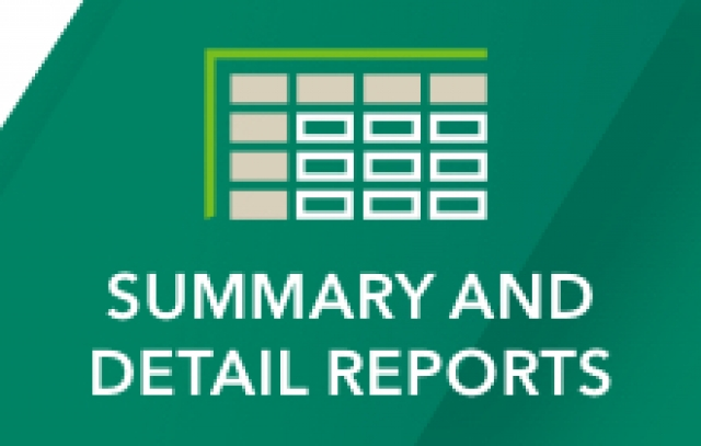 Summary and Detail Reports