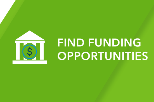 Find Funding Opportunities