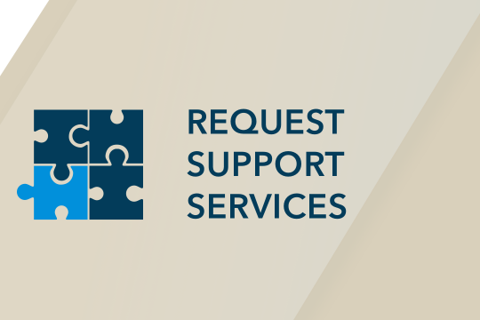 Request Support Services
